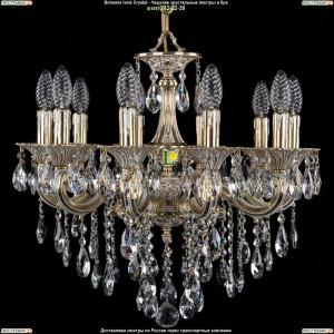 1701/10/B/GW Хрустальная люстра Bohemia Ivele Crystal (Богемия)