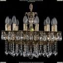 1702/14/CK175IV/A/GB Хрустальная подвесная люстра Bohemia Ivele Crystal (Богемия)