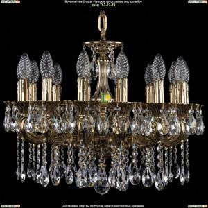 1701/14/A/GB Хрустальная люстра Bohemia Ivele Crystal (Богемия)