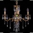 1702/4/CK175IV/B/FP Хрустальная подвесная люстра Bohemia Ivele Crystal (Богемия)