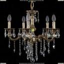 1701/5/B/GB Хрустальная подвесная люстра Bohemia Ivele Crystal (Богемия)