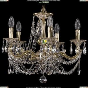 1701/5/C/GI Хрустальная люстра Bohemia Ivele Crystal (Богемия)