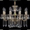 1701/8/A/GW Хрустальная подвесная люстра Bohemia Ivele Crystal (Богемия)