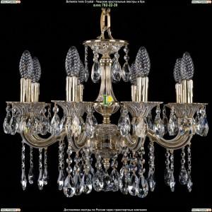1701/8/A/GW Хрустальная люстра Bohemia Ivele Crystal (Богемия)