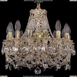 1707/14/125/C/GW Хрустальная люстра Bohemia Ivele Crystal (Богемия)