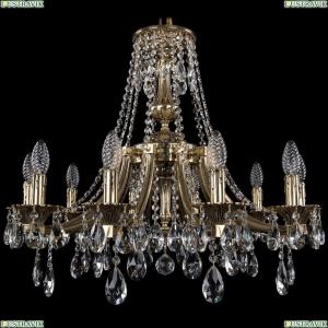 1771/10/220/A/GB Хрустальная подвесная люстра Bohemia Ivele Crystal (Богемия)
