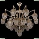 1772/20+1/342/GW Хрустальная большая люстра Bohemia Ivele Crystal (Богемия)