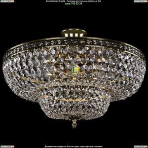 1910/50/Z/GB Хрустальная люстра Bohemia Ivele Crystal (Богемия)
