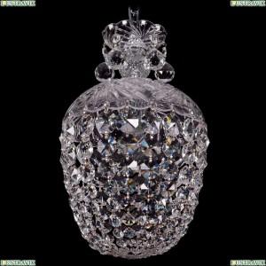 7710/22/1/Ni Хрустальная подвесная люстра (подвес) Bohemia Ivele Crystal (Богемия)