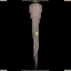 8311/50/250/G Хрустальная большая люстра Bohemia Ivele Crystal (Богемия)