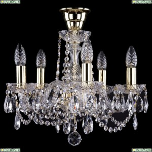 1402/5/141/G/Tube Хрустальная подвесная люстра Bohemia Ivele Crystal (Богемия)