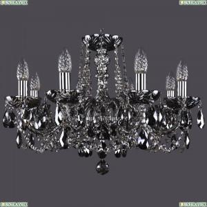 1402/8/195/Ni/M781 Хрустальная подвесная люстра Bohemia Ivele Crystal (Богемия)