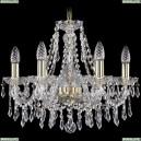 1403/6/160/G Хрустальная подвесная люстра Bohemia Ivele Crystal (Богемия)