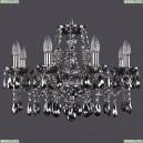 1413/8/200/Ni/M781 Хрустальная подвесная люстра Bohemia Ivele Crystal (Богемия)