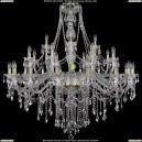 1415/16+8+4/460-132/G Хрустальная подвесная люстра Bohemia Ivele Crystal (Богемия)