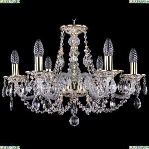 1606/6/195/GW Хрустальная подвесная люстра Bohemia Ivele Crystal (Богемия)