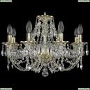 1606/8/195/GW Хрустальная подвесная люстра Bohemia Ivele Crystal (Богемия)