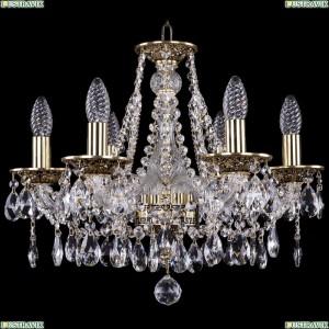 1613/6/165/GB Хрустальная подвесная люстра Bohemia Ivele Crystal (Богемия)