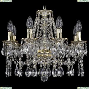 1613/8/165/GW Хрустальная подвесная люстра Bohemia Ivele Crystal (Богемия)