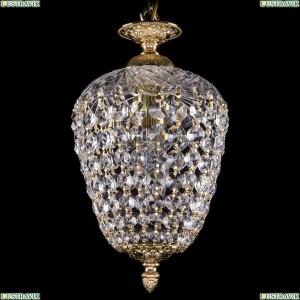 1677/15/G Хрустальная подвесная люстра (подвес) Bohemia Ivele Crystal (Богемия)