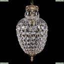 1677/22/GB Хрустальный подвес Bohemia Ivele Crystal
