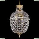 1677/25/G Хрустальный подвес Bohemia Ivele Crystal