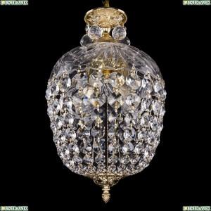 1677/25/G/Balls Хрустальная подвесная люстра (подвес) Bohemia Ivele Crystal (Богемия)