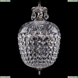 1677/30/NB Хрустальная подвесная люстра (подвес) Bohemia Ivele Crystal (Богемия)