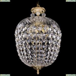 1677/35/G/Balls Хрустальная подвесная люстра (подвес) Bohemia Ivele Crystal (Богемия)