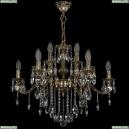 1703/12/225/B/GB Хрустальная подвесная люстра Bohemia Ivele Crystal