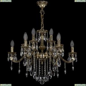 1703/12/225/B/GB Хрустальная подвесная люстра Bohemia Ivele Crystal (Богемия)