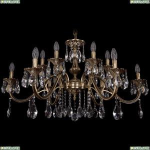 1703/12/360/A/FP Хрустальная подвесная люстра Bohemia Ivele Crystal (Богемия)