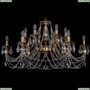 1703/12/360/C/FP Хрустальная подвесная люстра Bohemia Ivele Crystal