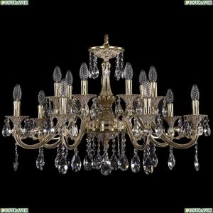 1703/14/320/A/GI Хрустальная подвесная люстра Bohemia Ivele Crystal (Богемия)