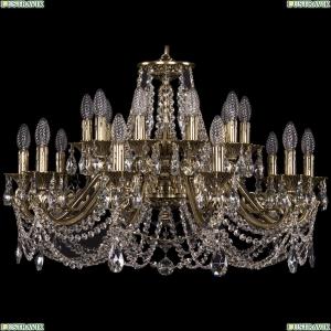 1703/20/320/C/GB Хрустальная подвесная люстра Bohemia Ivele Crystal (Богемия)