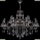 1703/20/360/B/NB Хрустальная подвесная люстра Bohemia Ivele Crystal