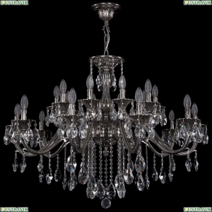 1703/20/360/B/NB Хрустальная подвесная люстра Bohemia Ivele Crystal (Богемия)