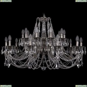 1703/20/360/C/NB Хрустальная подвесная люстра Bohemia Ivele Crystal (Богемия)