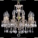 1702/10/CK125IV/A/GW Хрустальная подвесная люстра Bohemia Ivele Crystal (Богемия)
