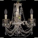 1707/3/125/C/GW Хрустальная подвесная люстра Bohemia Ivele Crystal (Богемия)