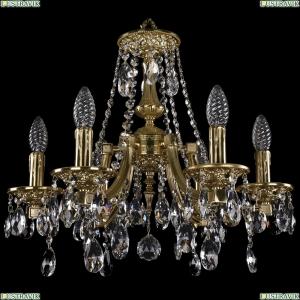 1771/6/150/A/G Хрустальная подвесная люстра Bohemia Ivele Crystal (Богемия)