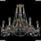 1771/6/220/C/GB Хрустальная подвесная люстра Bohemia Ivele Crystal (Богемия)