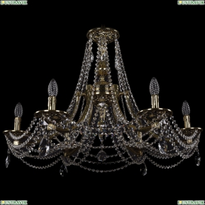 1771/6/270/A/GB Хрустальная подвесная люстра Bohemia Ivele Crystal (Богемия)