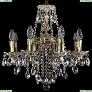 1771/8/150/B/GW Хрустальная подвесная люстра Bohemia Ivele Crystal (Богемия)