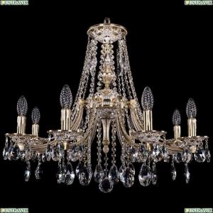 1771/8/220/A/GW Хрустальная подвесная люстра Bohemia Ivele Crystal (Богемия)