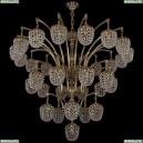 1772/16+10+5+1/490/GB Хрустальная люстра большая Bohemia Ivele Crystal (Богемия)