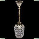 1777/11IT/GB Хрустальный подвес Bohemia Ivele Crystal (Богемия)