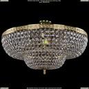 1910/60Z/G Хрустальная потолочная люстра Bohemia Ivele Crystal (Богемия)