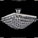 1912/35Z/Ni Хрустальная потолочная люстра Bohemia Ivele Crystal (Богемия)