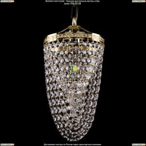 1921/15/GD Хрустальная люстра Bohemia Ivele Crystal (Богемия)